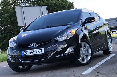 Hyundai Elantra 2012 в Дрогобыче