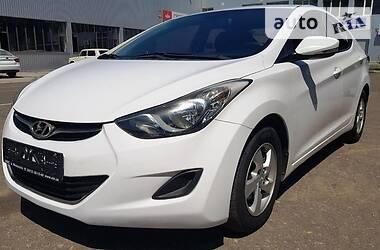Hyundai Elantra 2012 в Николаеве