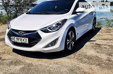 Hyundai Elantra 2014 в Днепре