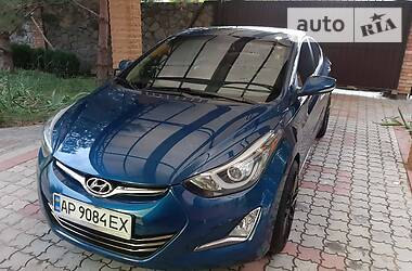 Hyundai Elantra 2014 в Запорожье
