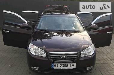 Hyundai Elantra 2008 в Переяславі-Хмельницькому