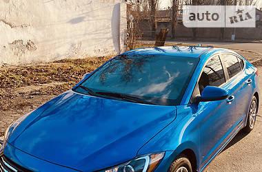 Hyundai Elantra 2017 в Миколаєві
