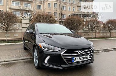 Hyundai Elantra 2018 в Києві