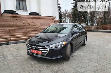 Hyundai Elantra 2018 в Покровську