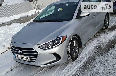 Hyundai Elantra 2017 в Синельниково