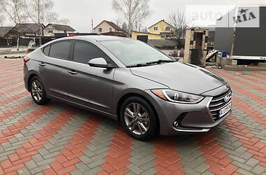 Hyundai Elantra 2018 в Білій Церкві