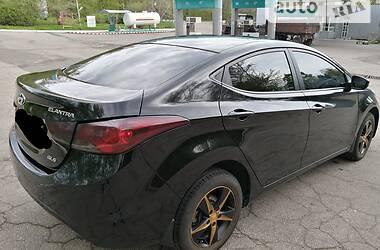 Седан Hyundai Elantra 2013 в Макіївці