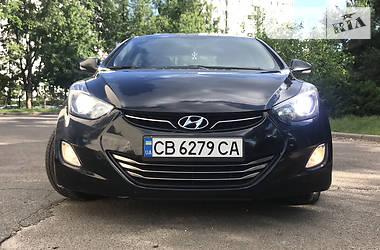 Седан Hyundai Elantra 2013 в Киеве