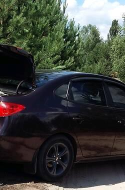 Седан Hyundai Elantra 2009 в Киеве