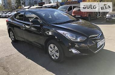 Седан Hyundai Elantra 2013 в Києві