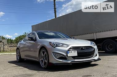 Купе Hyundai Genesis Coupe 2016 в Киеве