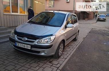 Hyundai Getz 2006 в Черновцах