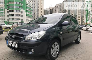 Hyundai Getz 2011 в Одессе