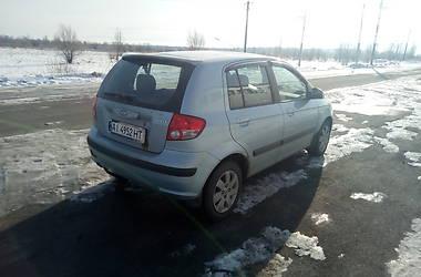 Hyundai Getz 2004 в Киеве