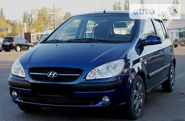 Hyundai Getz 2010 в Николаеве