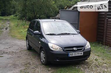 Hyundai Getz 2007 в Немирове