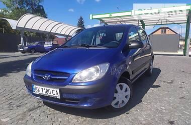 Hyundai Getz 2004 в Хмельницком