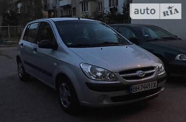 Hyundai Getz 2006 в Одессе