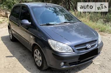 Hyundai Getz 2008 в Днепре