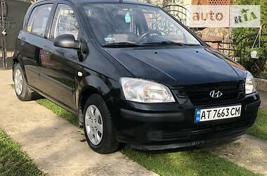 Hyundai Getz 2004 в Ивано-Франковске