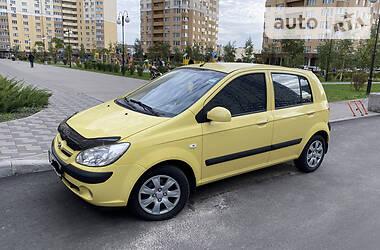 Hyundai Getz 2008 в Киеве