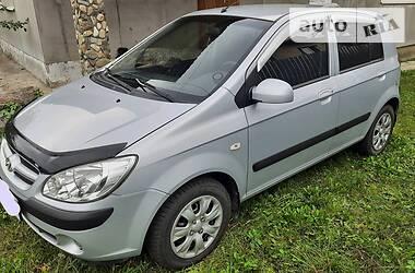 Hyundai Getz 2011 в Тернополе