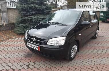 Hyundai Getz 2003 в Черновцах