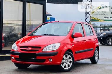 Hyundai Getz 2007 в Харькове