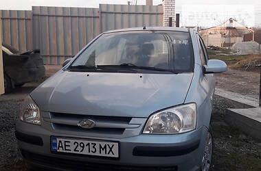Hyundai Getz 2005 в Днепре