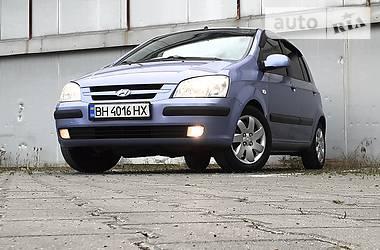 Хэтчбек Hyundai Getz 2005 в Одессе