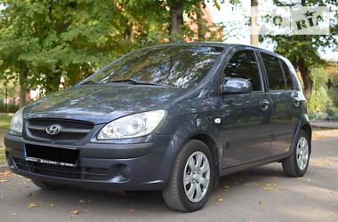 Хэтчбек Hyundai Getz 2010 в Кривом Роге