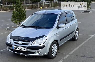 Хетчбек Hyundai Getz 2007 в Одесі