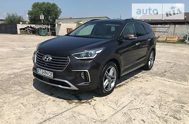 Hyundai Grand Santa Fe 2017 в Ивано-Франковске