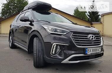 Hyundai Grand Santa Fe 2017 в Каменец-Подольском