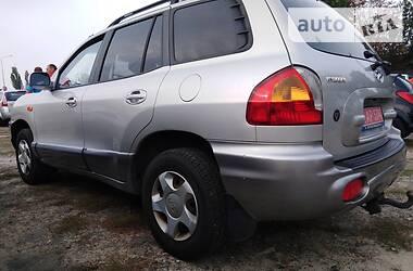 Hyundai Grand Santa Fe 2005 в Луцке