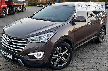 Внедорожник / Кроссовер Hyundai Grand Santa Fe 2013 в Тараще