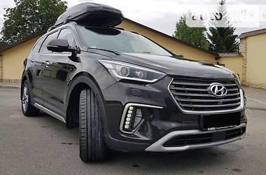 Внедорожник / Кроссовер Hyundai Grand Santa Fe 2017 в Тернополе