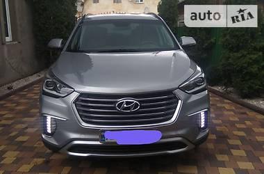 Hyundai Grand Santa Fe 2017 в Житомире