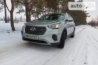 Hyundai Grand Santa Fe 2016 в Кропивницком