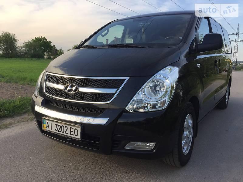 Hyundai Grand Starex 2014 в Киеве