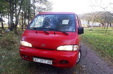 Hyundai H 100 груз.-пасс. 1996 в Дрогобыче
