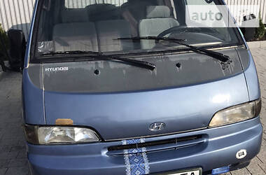 Hyundai H 100 груз.-пасс. 1995 в Тлумаче