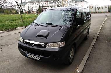 Hyundai H 200 груз.-пасс. 2001 в Ивано-Франковске