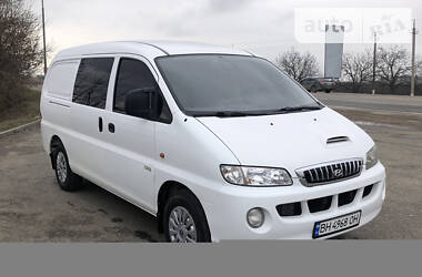 Минивэн Hyundai H 200 груз.-пасс. 2005 в Одессе