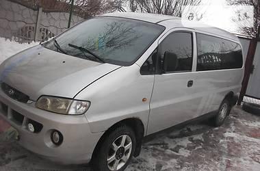 Hyundai H 200 пасс. 2001