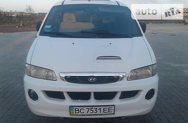 Hyundai H1 груз. 2001 в Львове