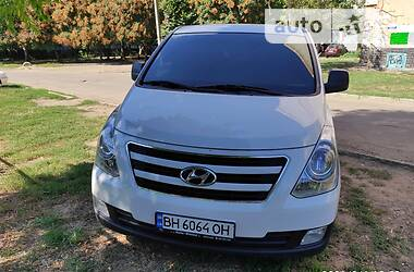Легковой фургон (до 1,5 т) Hyundai H1 груз. 2017 в Одессе
