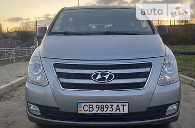 Hyundai H1 пасс. 2014 в Чернигове