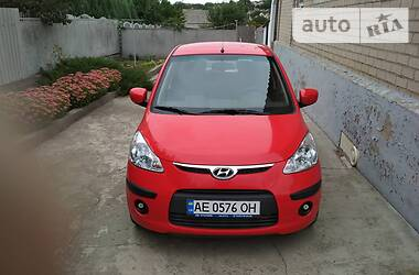 Hyundai i10 2010 в Днепре