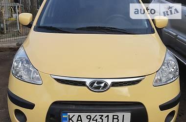 Хэтчбек Hyundai i10 2010 в Киеве